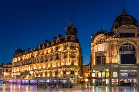 Montpellier France Attractions Love 2 Fly