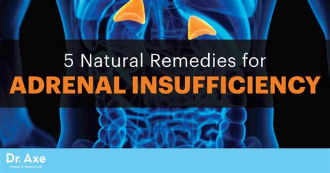 natural solutions  reversing adrenal insufficiency dr