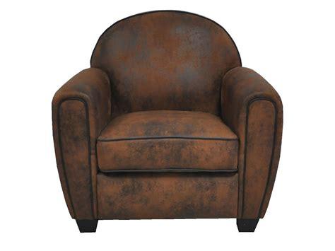 housse de canapé fauteuil en microfibre marron vieilli jeff