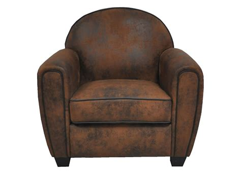 canapé microfibre avis fauteuil en microfibre marron vieilli jeff