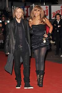 Cathy Guetta and David Guetta Photos Photos - NRJ Music ...
