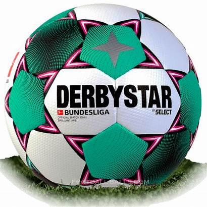 Bundesliga Ball Official Football Match Balls Derbystar