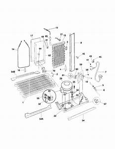 Frigidaire Side By Side Refrigerator Wiring Diagram Parts