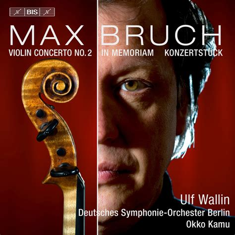 Eclassical  Bruch  Works For Violin And Orchestra