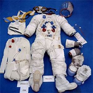 A children's guide to astronaut spacesuits, ideal research ...