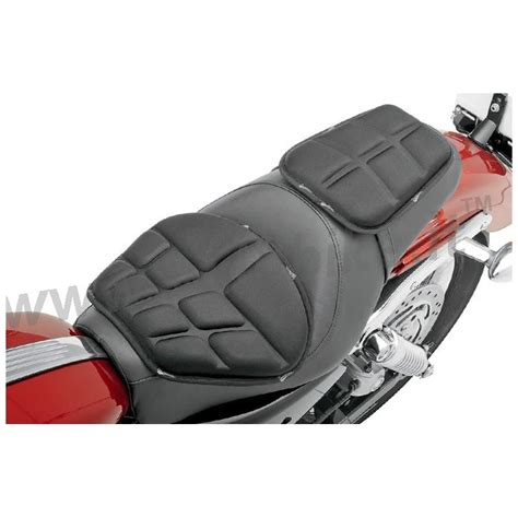 cuscino moto cuscino al gel memory tech per selle moto taglia large