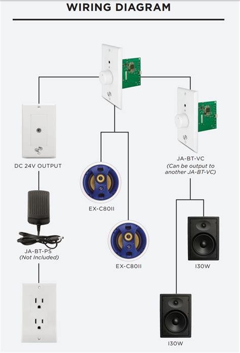 70 Volt Volume Wiring Diagram by 70v Ceiling Speaker Volume Taraba Home Review