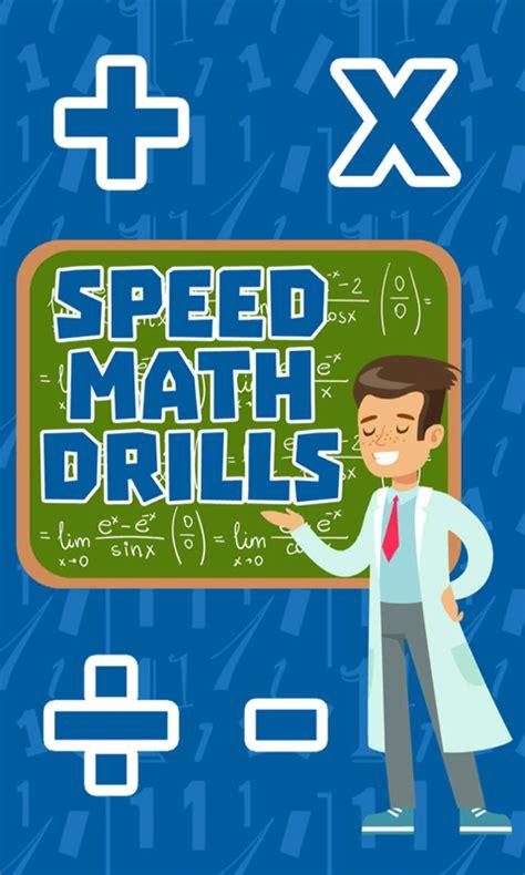 free speed math drills apk for android getjar