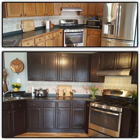Java Gel Kitchen Cabinets   General Finishes Design Center