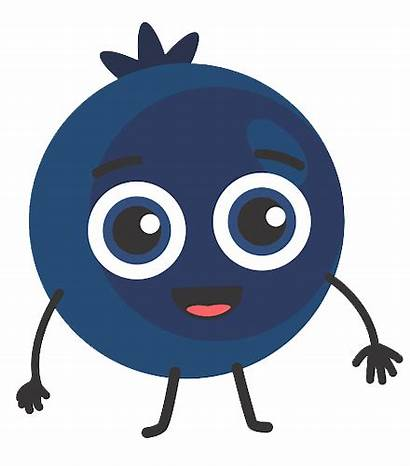 Blueberries Cartoon Discover Vitamin Blueberry Woolworths Characters