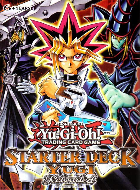 Starter Deck Yugi Reloaded Yu Gi Oh Fandom Powered