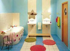 stickers salle de bain enfant salle de bain enfant on kid bathroom decor steel and retro