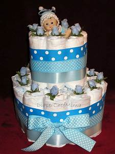 Baby Shower Cake Table Decorations - Baby Shower DIY