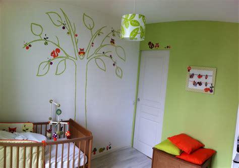 amazing chambre bb nature with couleur pour chambre bb garon