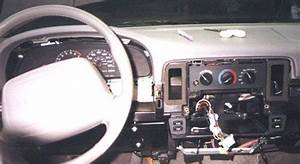 Diy  Astro  Blazer Overhead Console Conversion For Impala