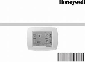 Honeywell Thermostat Tb8220u User Guide