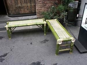 Banc Design Interieur : bambou banc design int rieur id es7 bambous pinterest banc design bambou et bancs ~ Teatrodelosmanantiales.com Idées de Décoration