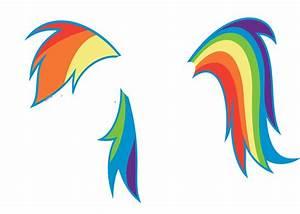 Rainbow Dash Fox