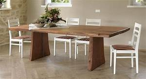 Table Bois Massif Design : comment choisir la table salle manger parfaite pour vous ~ Teatrodelosmanantiales.com Idées de Décoration