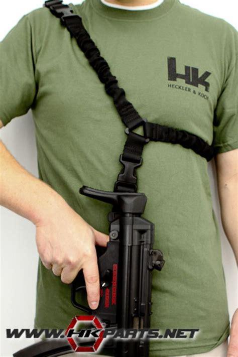 single point sling hk bungee sling shop rifle slings  hkpartsnet