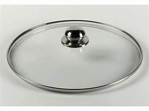 Glasdeckel 28 Cm : glasdeckel mit edelstahlknopf 28 cm kochgeschirr k chenwerkzeuge ~ Watch28wear.com Haus und Dekorationen