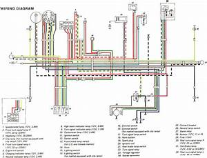 1974 Tc185 Wiring Diagram - Vintage Dirt Bikes