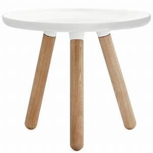 Beistelltisch Rund Weiß Holz : beistelltisch glas holz design rollen rund massivholz metall lackiert stahl ~ Bigdaddyawards.com Haus und Dekorationen