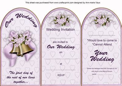 Wedding Bell Invitations Yamsixteen