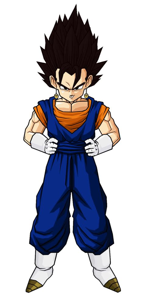 kid vegito ultra dragon ball wiki