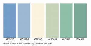 pastel tones color scheme beige schemecolor