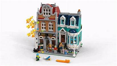 Lego Creator Modular Expert Bookshop Revealed Brick