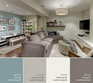 paint colors to brighten basement