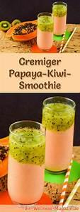Detox Smoothie Rezepte Zum Abnehmen : papaya kiwi smoothie gesundes rezept zum abnehmen drinks getr nke smoothie smoothie ~ Frokenaadalensverden.com Haus und Dekorationen