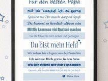 Danke Papa Text : f r den besten papa pdf zum selberausdrucken diy kindergeschenke vatertag und vatertag diy ~ Watch28wear.com Haus und Dekorationen