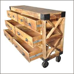 Tool Box Dresser Ideas by Diy Tool Cart Woodworking Projects Amp Plans