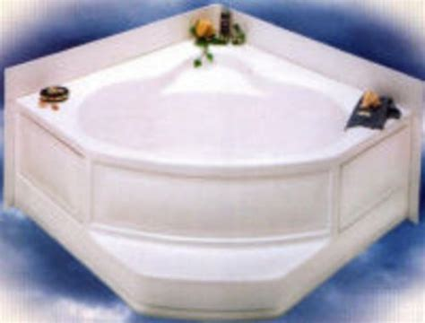 Cheap Garden Tubs For Mobile Homes by Bath Gt Tubs Better Bath 54 Quot X 54 Quot Heavy Abs Corner