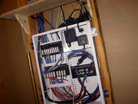 Home Run Wiring by My Quot Home Run Quot Wiring Project With Pictures