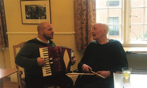 Music Therapy In Residential Care For Older People Aesop