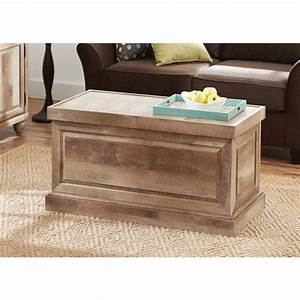 Better homes and gardens crossmill collection coffee table for Better homes and gardens coffee table