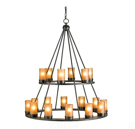 20 Lovely Outdoor Candle Chandeliers  Home Design Lover