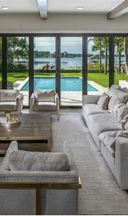 Pin by Irina Rospotnyuk on Living room | Tropical interior ...