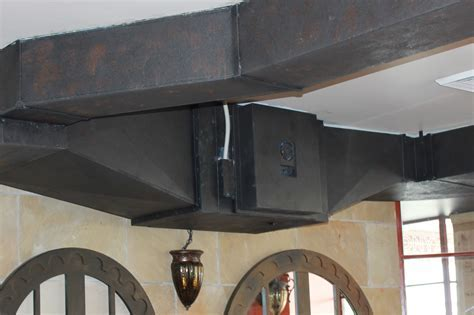 Heavenly Kitchen Hood Exhaust Duct Material For Kitchen Vent