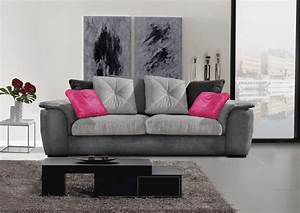 Canape Confortable Moelleux Stunning Canap Places