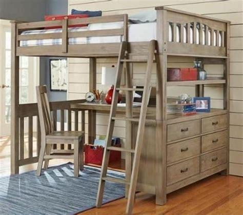 lit avec bureau intégré lit en hauteur avec bureau intégré les atouts