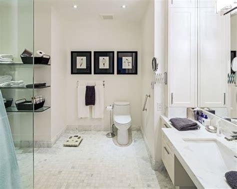 Wheelchair Accessible Bathroom Houzz