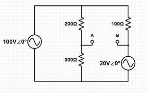 thevenin equivalent circuit electronics and electrical With equivalent circuit