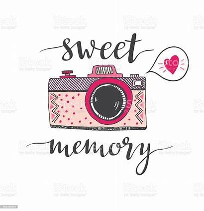 Memories Memory Sweet Happy Quotes Camera Clip