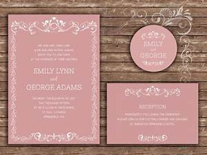 Wedding invitation formal wording examples yaseen for for Examples of formal wedding invitations
