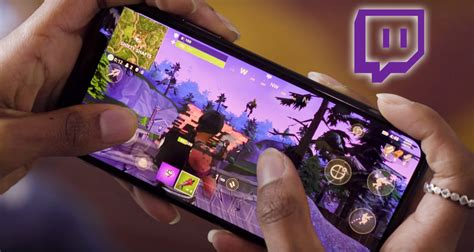 fortnite mobile   twitch  iphone heres