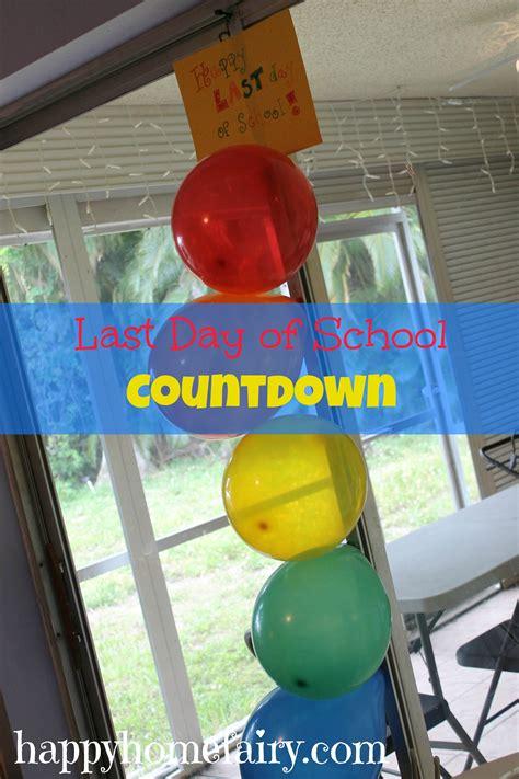 day  school countdown happy home fairy